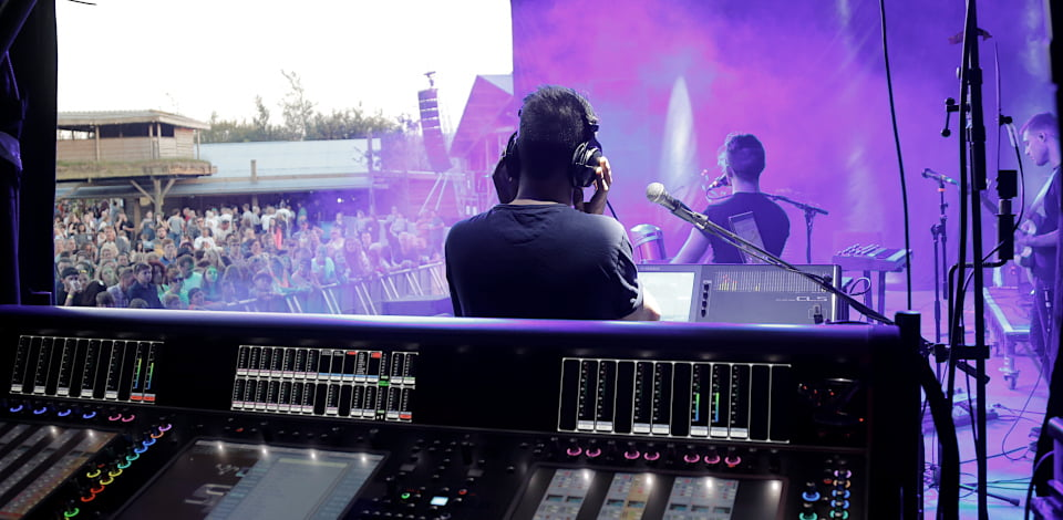Sound Systems for Music Festivals and Bands